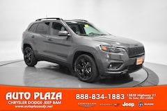 New Chrysler Dodge Jeep Ram 2019 Jeep Cherokee ALTITUDE FWD Sport Utility for sale in De Soto, MO