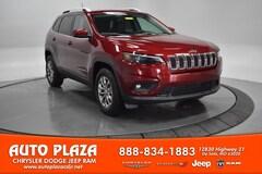 New Chrysler Dodge Jeep Ram 2019 Jeep Cherokee LATITUDE PLUS 4X4 Sport Utility for sale in De Soto, MO