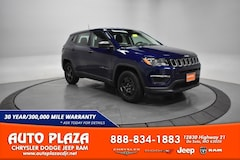 New Chrysler Dodge Jeep Ram 2020 Jeep Compass SPORT FWD Sport Utility for sale in De Soto, MO