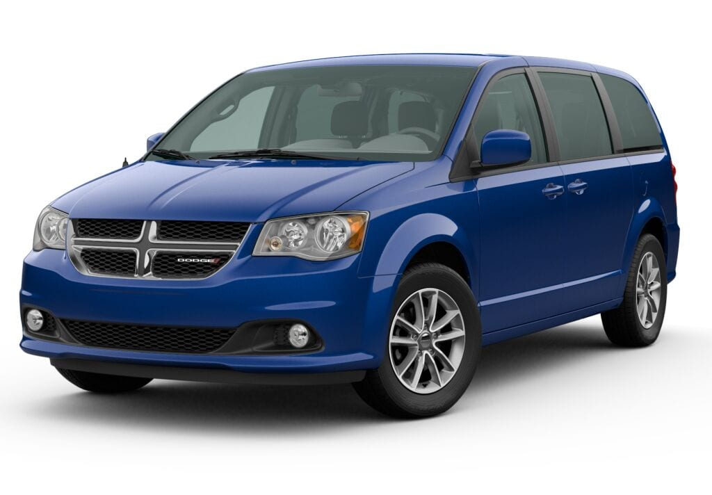 2020 Dodge Grand Caravan Passenger Van