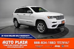 New Chrysler Dodge Jeep Ram 2020 Jeep Grand Cherokee SUMMIT 4X4 Sport Utility for sale in De Soto, MO