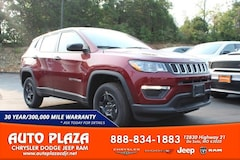 New Chrysler Dodge Jeep Ram 2021 Jeep Compass SPORT 4X4 Sport Utility for sale in De Soto, MO