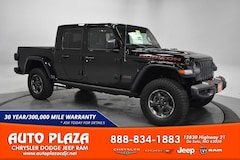 New Chrysler Dodge Jeep Ram 2020 Jeep Gladiator RUBICON 4X4 Crew Cab for sale in De Soto, MO