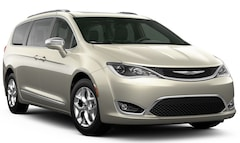 New Chrysler Dodge Jeep Ram 2020 Chrysler Pacifica 35TH ANNIVERSARY LIMITED Passenger Van for sale in De Soto, MO