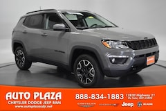 New Chrysler Dodge Jeep Ram 2019 Jeep Compass UPLAND 4X4 Sport Utility for sale in De Soto, MO