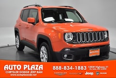 New Chrysler Dodge Jeep Ram 2018 Jeep Renegade LATITUDE 4X2 Sport Utility for sale in De Soto, MO