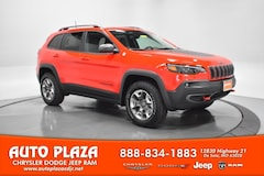 New Chrysler Dodge Jeep Ram 2019 Jeep Cherokee TRAILHAWK 4X4 Sport Utility for sale in De Soto, MO