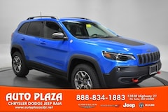 New Chrysler Dodge Jeep Ram 2020 Jeep Cherokee TRAILHAWK 4X4 Sport Utility for sale in De Soto, MO