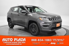 New Chrysler Dodge Jeep Ram 2019 Jeep Compass SPORT 4X4 Sport Utility for sale in De Soto, MO