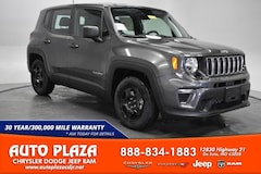 New Chrysler Dodge Jeep Ram 2020 Jeep Renegade SPORT FWD Sport Utility for sale in De Soto, MO