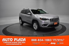 New Chrysler Dodge Jeep Ram 2019 Jeep Cherokee LATITUDE FWD Sport Utility for sale in De Soto, MO