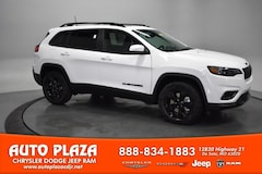 New Chrysler Dodge Jeep Ram 2020 Jeep Cherokee ALTITUDE 4X4 Sport Utility for sale in De Soto, MO