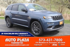 New 2020 Jeep Grand Cherokee LIMITED X 4X4 Sport Utility for sale in Farmington, MO