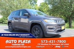 New 2020 Jeep Compass SPORT FWD Sport Utility for sale in Farmington, MO