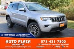 New 2020 Jeep Grand Cherokee LAREDO E 4X4 Sport Utility for sale in Farmington, MO