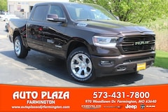 New 2019 Ram 1500 BIG HORN / LONE STAR CREW CAB 4X4 5'7 BOX Crew Cab 11365 for sale in Farmington, MO