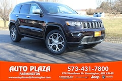 New 2019 Jeep Grand Cherokee LIMITED 4X4 Sport Utility 11249 for sale in Farmington, MO