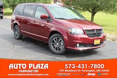 New 2019 Dodge Grand Caravan SE PLUS Passenger Van for sale in Farmington, MO