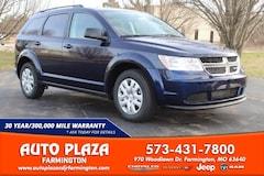 New 2019 Dodge Journey SE VALUE PACKAGE Sport Utility for sale in Farmington, MO