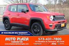 New 2020 Jeep Renegade SPORT 4X4 Sport Utility for sale in Farmington, MO