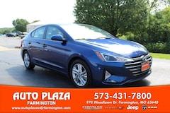 Used Vehicles for sale 2019 Hyundai Elantra Value Edition Sedan in Farmington, MO