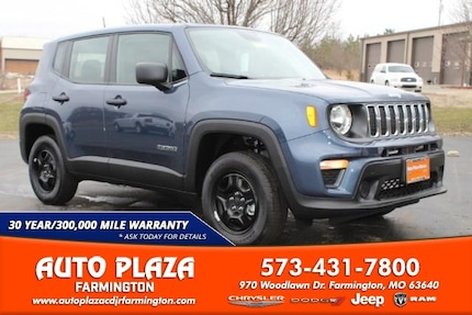2020 Jeep Renegade SUV
