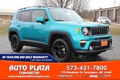 New 2020 Jeep Renegade ALTITUDE 4X4 Sport Utility for sale in Farmington, MO