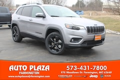 New 2019 Jeep Cherokee ALTITUDE 4X4 Sport Utility 11293 for sale in Farmington, MO