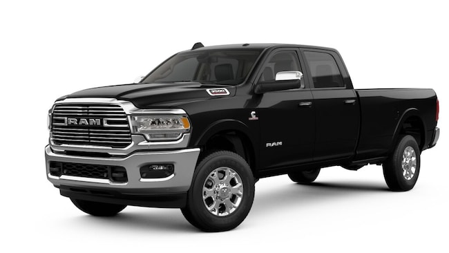 New 2019 Ram 3500 LARAMIE CREW CAB 4X4 8' BOX Crew Cab in Farmington, MO