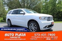New 2020 Dodge Durango SXT PLUS AWD Sport Utility for sale in Farmington, MO