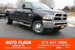 New 2018 Ram 3500 TRADESMAN CREW CAB 4X4 8' BOX Crew Cab 11253 for sale in Farmington, MO
