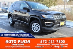 New 2020 Jeep Compass SPORT 4X4 Sport Utility for sale in Farmington, MO
