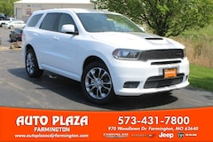 New 2019 Dodge Durango GT PLUS AWD Sport Utility 11394 for sale in Farmington, MO