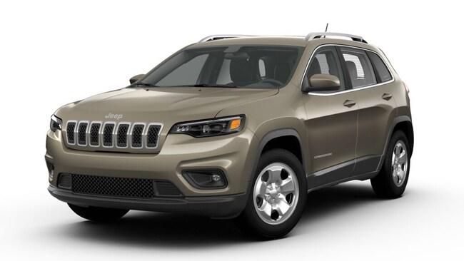 New 2019 Jeep Cherokee LATITUDE FWD Sport Utility in Farmington, MO