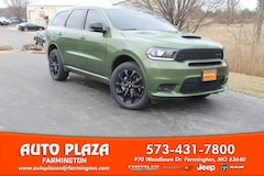 New 2019 Dodge Durango GT PLUS AWD Sport Utility 11331 for sale in Farmington, MO