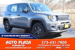 New 2020 Jeep Renegade SPORT 4X4 Sport Utility for sale in Farmington, MO