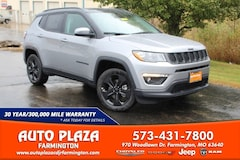 New 2020 Jeep Compass ALTITUDE 4X4 Sport Utility for sale in Farmington, MO