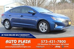 Used Vehicles for sale 2019 Hyundai Elantra Value Edition Sedan in Farmington, MO