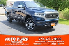 New 2019 Ram 1500 LIMITED CREW CAB 4X4 5'7 BOX Crew Cab for sale in Farmington, MO