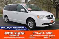 New 2020 Dodge Grand Caravan SE PLUS Passenger Van for sale in Farmington, MO