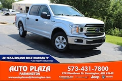 Used Vehicles for sale 2018 Ford F-150 Truck SuperCrew Cab in Farmington, MO