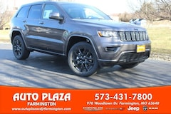 New 2019 Jeep Grand Cherokee ALTITUDE 4X4 Sport Utility 11248 for sale in Farmington, MO