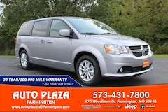 New 2020 Dodge Grand Caravan SE PLUS (NOT AVAILABLE IN ALL 50 STATES) Passenger Van for sale in Farmington, MO