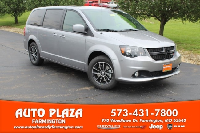 New 2019 Dodge Grand Caravan SE PLUS Passenger Van in Farmington, MO