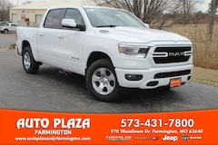 New 2019 Ram 1500 BIG HORN / LONE STAR CREW CAB 4X4 5'7 BOX Crew Cab 11330 for sale in Farmington, MO