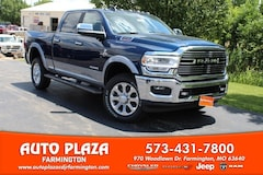 New 2019 Ram 2500 LARAMIE CREW CAB 4X4 6'4 BOX Crew Cab for sale in Farmington, MO