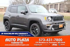 New 2020 Jeep Renegade ALTITUDE 4X4 Sport Utility for sale in Farmington, MO