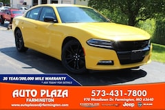Used Vehicles for sale 2018 Dodge Charger SXT Plus Sedan in Farmington, MO