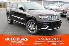 New 2019 Jeep Grand Cherokee SUMMIT 4X4 Sport Utility for sale in Farmington, MO