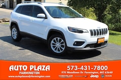 Used Vehicles for sale 2019 Jeep Cherokee Latitude FWD SUV in Farmington, MO